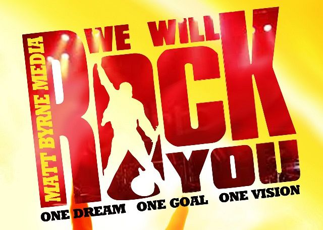 REVIEW - WE WILL ROCK YOU
