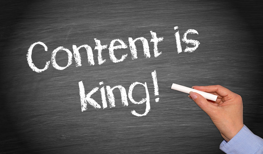 CONTENT IS KING - IS YOURS ROYAL QUALITY STANDARD?