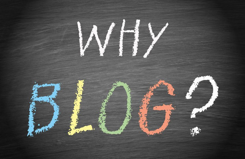 BLOGGING WEEKLY. DO I HAVE TO?