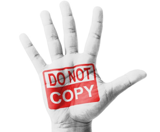 Copy or content? What do I need?