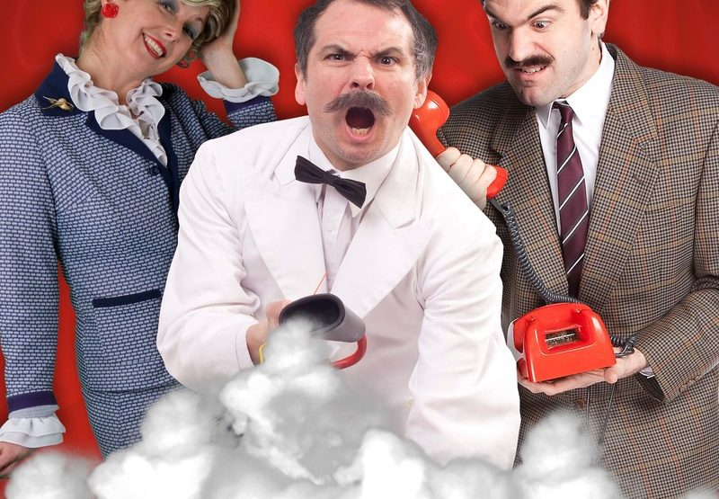 REVIEW - FAULTY TOWERS THE DINING EXPERIENCE- INTERACTIVE THEATRE INTERNATIONAL