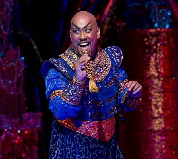 REVIEW - ALADDIN